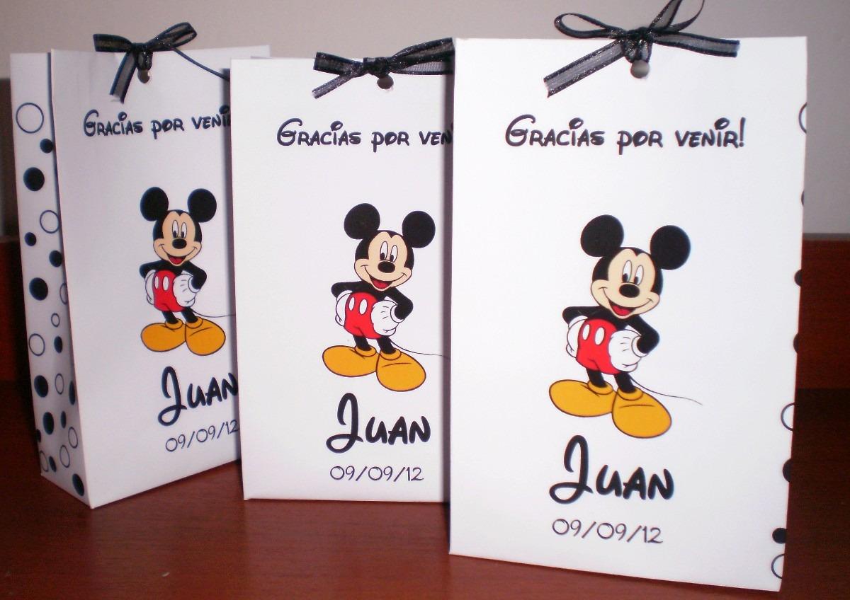 80e0229b7 Bolsita Mickey Mouse – Cotillones La Paz