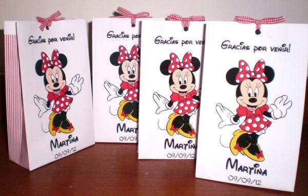 5643fecda Bolsita Minnie Mouse – Cotillones La Paz